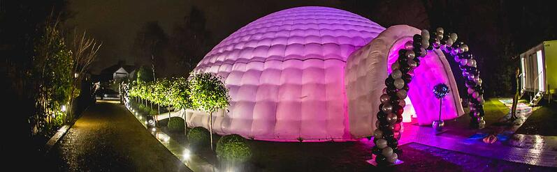 18th Birthday Party Ideas Igloo